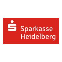 Volleyball Sponsor Sparkasse Heidelberg