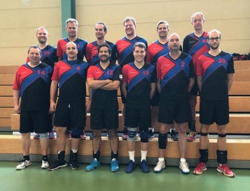 Wieslocher Volleyballer unterliegen Mannheim