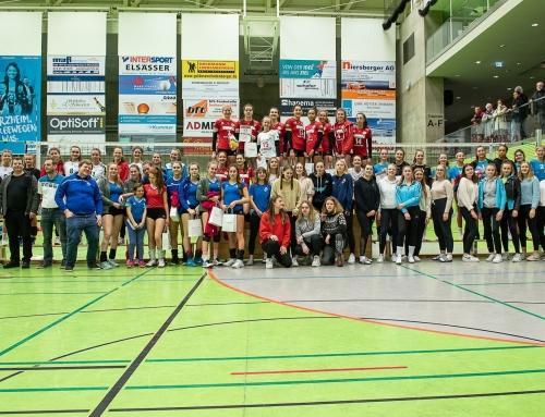 U20 Mädels holen 4. Platz bei der Süddeutschen