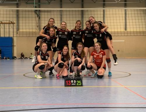Zweiter Sieg der Saison für die Damen 2