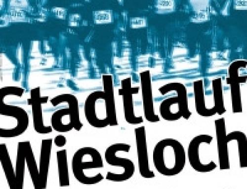 Absage des Stadtlaufes der TSG Wiesloch